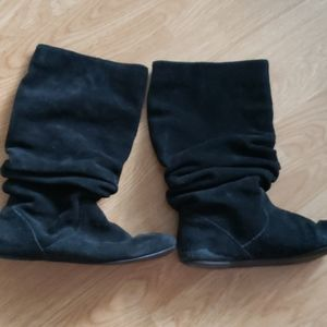 Nine west slouchy boots